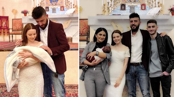 Շուշաննա Թովմասյանի ընտանեկան լուսանկարները՝ որդու 40 օրական դառնալու առթիվ