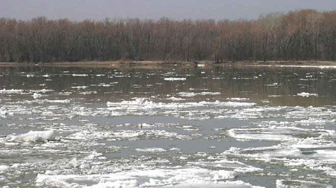 На западе Украины возможны подтопления дорог и угодий: синоптики объявили желтый уровень опасности