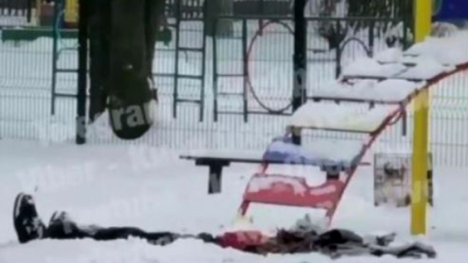 В Киеве прогремел взрыв на детской площадке: есть погибший