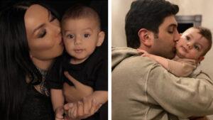 «Իմ կյանքի իմաստ». Միհրանի և Արփիի հրապարակումները՝ իրենց որդու 8 ամսականի առթիվ