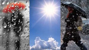Какая будет погода с 15 по 21 марта в разных областных центрах Украины