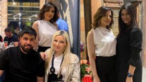 Դիանա Գրիգորյանի 38-ամյակի խնջույքի լուսանկարներն ու հայտնի հյուրերը