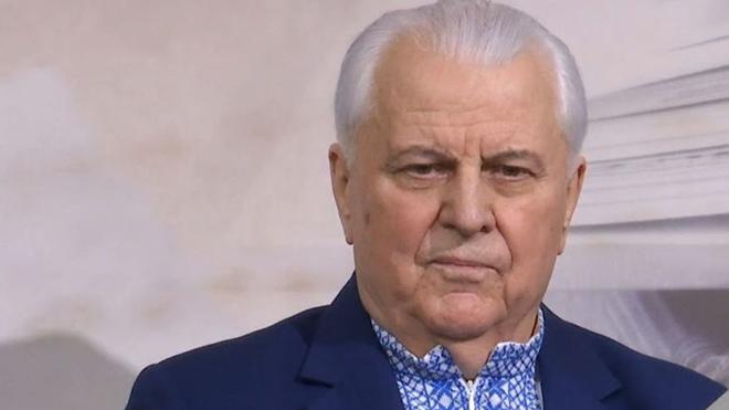 Кравчук выдвинул ультиматум по Донбассу