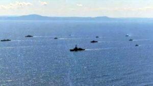 В Черном море стартовал Sea Breeze 2021: участвует рекордное количество стран