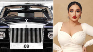 Գոհար Ավետիսյանն իր համար Rolls Royce մակնիշի մեքենա է գնել․ գինը տատանվում է 300-500․000 դոլարի սահմաններում
