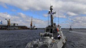 Юрий Романенко. Лондон инвестирует в украинские ВМС. Что не так?