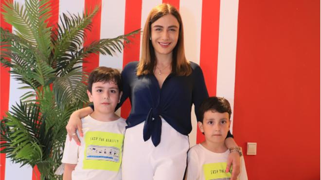 «Էրիկը շատ էր ուրախացել». Օլյա Հակոբյանի և Աբել Աբելյանի ավագ որդու 8-ամյակի թեմատիկ խնջույքն ու անակնկալները