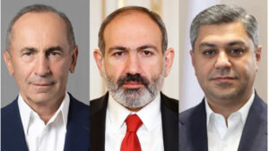 ՔՊ-ից, «Հայաստան» ու «Պատիվ ունեմ» դաշինքներից ովքեր կդառնան պատգամավորներ