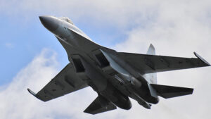 США поднимали истребители в воздух из-за бомбардировщиков РФ