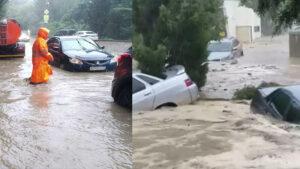 В Ялте эвакуируют граждан из-за наводнения