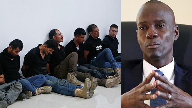 Задержанные американцы назвали цель нападения на президента Гаити