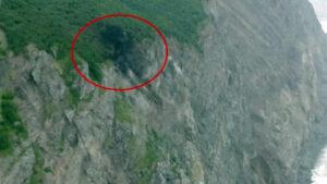 Появилось видео с места крушения Ан-26 на Камчатке