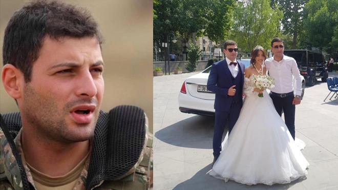 Պատերազմի օրերին հայտնի դարձած «խզված ձայնով» տղան՝ Մնացական Ավետիսյանը, ամուսնացել է