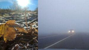 Новости Украины – прогноз погоды до понедельника