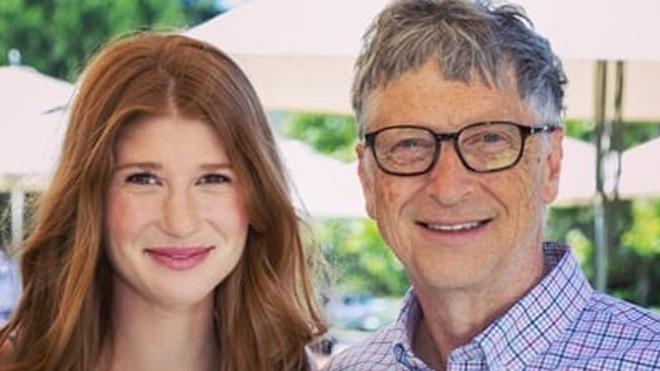 Дочь Билла Гейтса потребовала, чтобы все гости на ее свадьбе были полностью вакцинированы