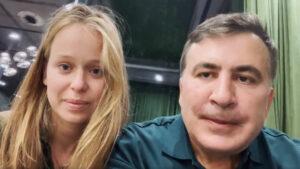 У Саакашвили новая жена – сенсационная новость стала известна в день его ареста